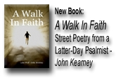 A Walk In Faith, by John Kearney